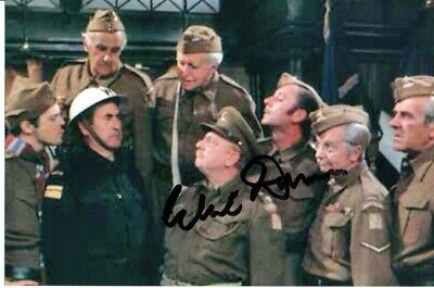 £13 • Buy Genuine Hand Signed Clive Dunn Dads Army Corporal Jones