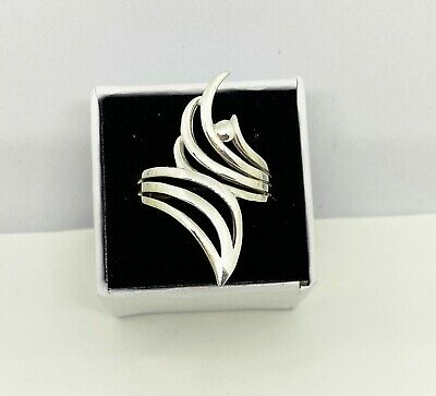 Massive 925 Solid Silver  Ladies Ring UK Handmade All Size Available + Gift Box • 29£