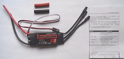 £12.99 • Buy Hobbywing 40amp Brushless Speed Controller With  Ubec New From A Uk Seller