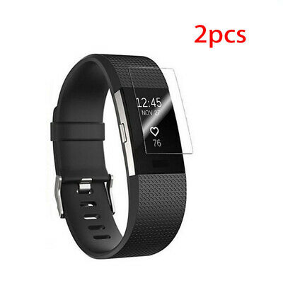 $ CDN6.27 • Buy 2x Screen Protector Hydrogel Film For Fitbit Charge 4 Smooth Cover Anti-scratch