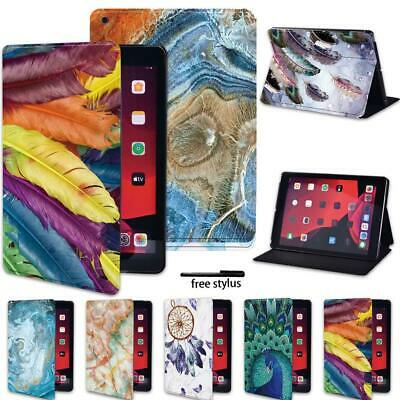 Leather Stand Folio Tablet Cover Case For Apple IPad 2019 10.2  7th Generation • 7.99£