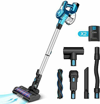 AU195.99 • Buy INSE 23KPa Cordless Vacuum Cleaner Stick Handstick Bagless Recharge 2-in-1 Brush