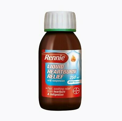 Rennie Liquid Heartburn Relief - 250ml • 8£