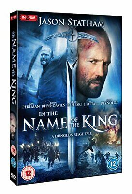 In The Name Of The King DVD (2006) Jason Statham • 1.88£