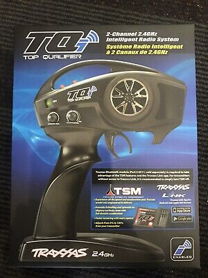 $ CDN126.20 • Buy Traxxas 6509R TQi 2-Channel Radio W TSM Traxxas Stability Management W/ Receiver