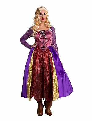Hocus Pocus Sarah Sanderson Women's Adult Silly Sister Witch Halloween Costume • 29.31£
