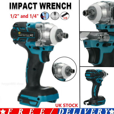 Replace For MAKITA DTW285Z 18V Cordless Brushless Impact Wrench Driver 1/2  1/4  • 27.99£