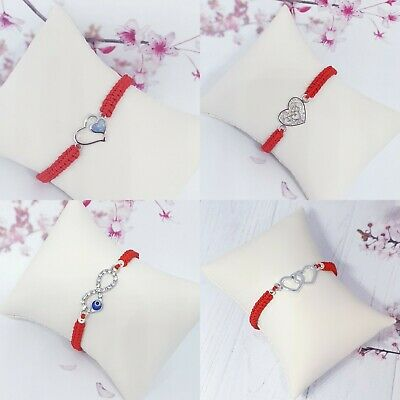 £3.39 • Buy Handmade Bracelets For Womens Gift For Friend Friendship Gifts Different Styles