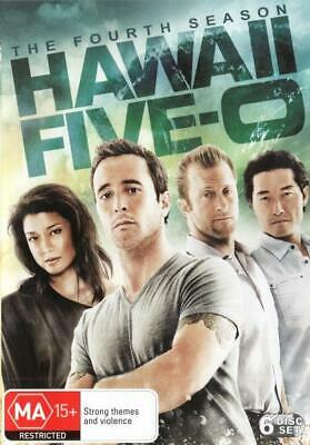 AU30.99 • Buy Hawaii Five-0 (2010): Season 4 (2014) [new Dvd]