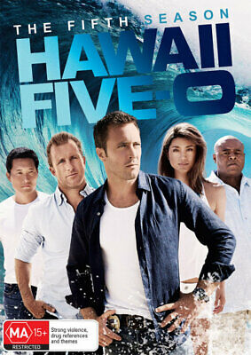 AU30.99 • Buy Hawaii Five-0 (2010): Season 5 (2016) [new Dvd]