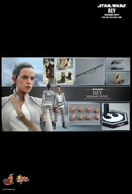 $ CDN360.80 • Buy Hot Toys 1/6 Star Wars The Force Awakens Rey Resistance Outfit MMS 377