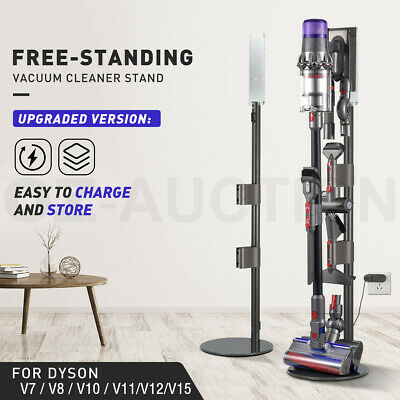 AU59.95 • Buy Vacuum Stand Rack Freestanding Cleaner Wire Organiser For Dyson V6 V7 V8 V10 V11
