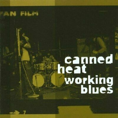 Canned Heat - Working Blues   - CD • 2.48£
