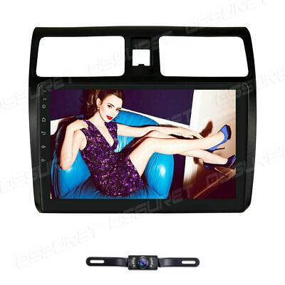 AU206.05 • Buy 10.1  2.5D Touch Screen Android Car Radio GPS Stereo For 2005-2010 Suzuki Swift