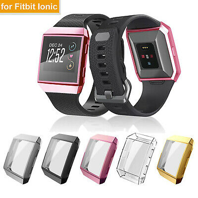 $ CDN8.63 • Buy Screen Protector Protective Case Cover For Fitbit Ionic Smart Watch