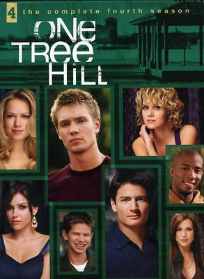 One Tree Hill: Complete Fourth Season DVD (2006) • 19.38£