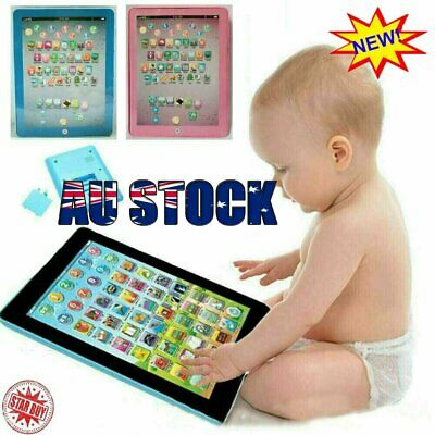 AU13.14 • Buy Kids Children Tablet Pad Educational Learning Toys For Boys Girls Baby Gift AU