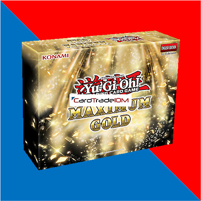 Yu-Gi-Oh! Maximum Gold Tuckbox - MAGO - Discount For Quantity Available! • 149.95£