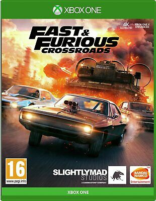 Fast And Furious: Crossroads Microsoft Xbox One Game • 33.99£