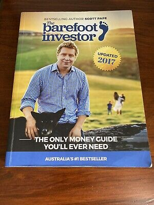 AU19 • Buy The Barefoot Investor: The Only Money Guide You'll Ever Need By Scott Pape