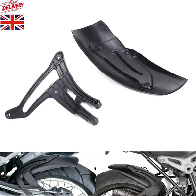 Motorcycle Rear Hugger Fender Mudguard Easy Install For BMW R1200GS LC&Adventure • 41.66£
