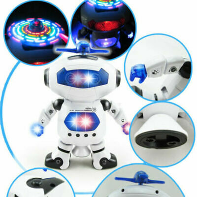 AU20.99 • Buy Toys For Boys Robot Kids Toddler Robot 3 4 5 6 7 8 9 Year Old Age Boys Cool Gift