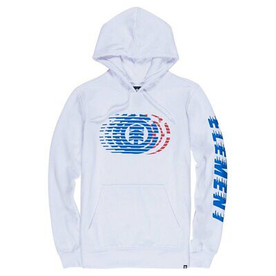 Element Victory Sweatshirts And Hoodies Men´s Clothing White • 49.99£