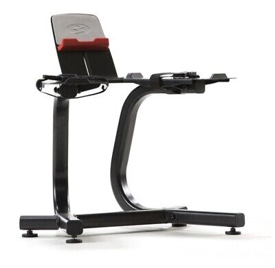 $ CDN358.68 • Buy 🔥 FREE SAME DAY SHIPPING Bowflex SelectTech Dumbbell Stand With Media Rack  🔥