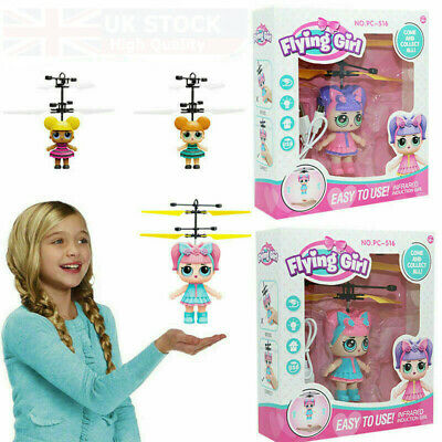 AU21.29 • Buy Toys For Girl Flying LOL Surprise Doll LED2 3 4 5 6 7 8 9 Year Old Age Xmas Gift