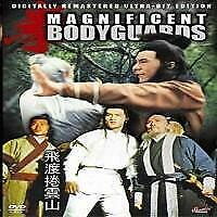 $ CDN44.30 • Buy KF WORLD Magnificent Bodyguards DVD Kung Fu Action Jackie Chan, Sing Lung Jam...