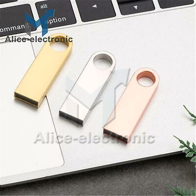 $ CDN5.35 • Buy 1TB 2TB USB 2.0 Flash Drives Metal Portable Memory Stick U Disk Storage B2AE