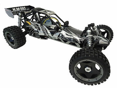 King Motor RC 1/5 Scale Roller Buggy Fits HPI Baja 5B SS Rovan, NO ENGINE/RADIO • 291.33£