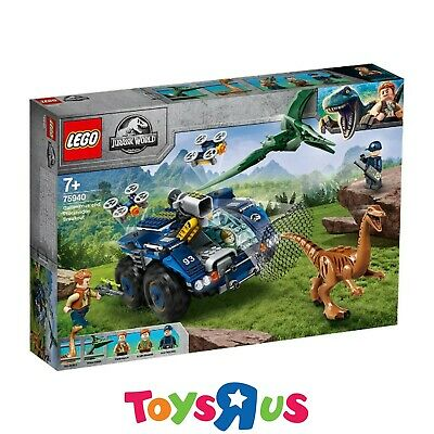 AU85.30 • Buy LEGO 75940 Jurassic World Gallimimus And Pteranodon Breakout (BRAND NEW SEALED)
