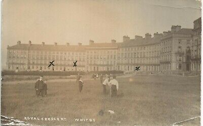 Whitby. Royal Crescent By ? Ross. • 10£