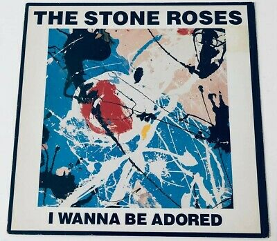 The Stone Roses I Wanna Be Adored 12 Inch Promo Rare Vinyl • 199.95£