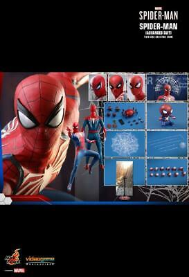 $ CDN498.44 • Buy Hot Toys 1/6 Marvel Spider Man Spider Man Advanced Suit VGM 31