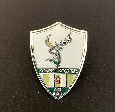 £2.50 • Buy Forest Row FC Non-League Football Pin Badge