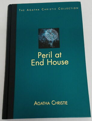 Peril At End House : The Agatha Christie Collection - Hardback Book • 6£