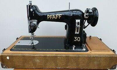 PFAFF 30 Upholstery And Fabric Semi Industrial Heavy Duty Sewing Machine • 199.99£