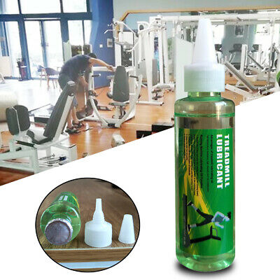 AU5.65 • Buy 60ml Clear Silicone Oil-Treadmill Belt Lubricant Walk Running Lube Boards AL