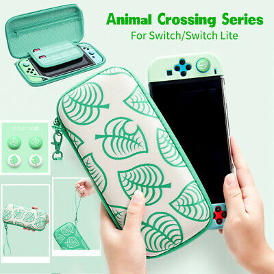 AU12.90 • Buy Nintendo Switch Case Animal Crossing Storage Cover Bag For Nitendo Switch / Lite