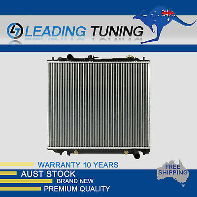 AU599 • Buy Radiator For Mitsubishi Pajero NJ NK NL 4M40-T 2.8TD Turbo Diesel AT MT 94-00