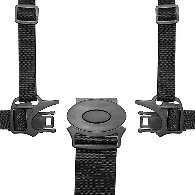 £14.74 • Buy Baby Seat Belt 5 Point Adjustable Safety Strap For Stroller Pushchair Harness