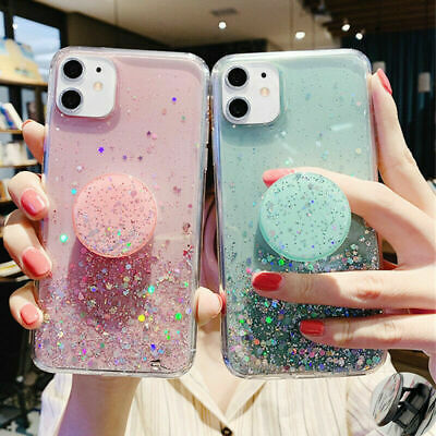 For Huawei Bling Glitter Gel Soft Shockproof TPU Silicone Phone Case Cover • 3.95£