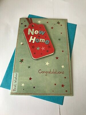 New Home Card • 0.99£