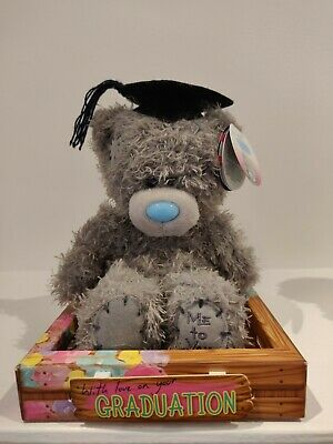Me To You With Love Tatty Teddy Bear 6  With Graduation Hat Gift Graduate • 18.99£