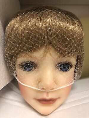 """New Masterpiece Gallery """"little Boy Blue"""" Porcelain Doll Limited Edition 94/600 • 74.19£"""