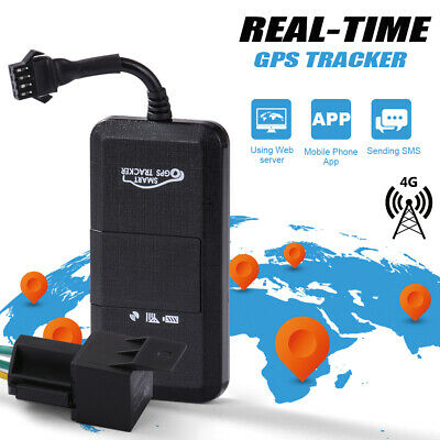 4G Mini GPS Tracker Car Spy GSM GPRS Real Time Tracking Locator Device HS1449 • 44.85£