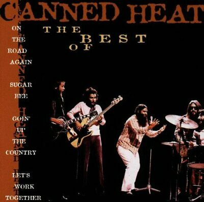 Canned Heat - The Best Of (1997) • 5.95£