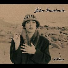 Niandra Lades And Usually Just A T-Shirt By John Frusci...   CD   Condition Good • 7.49£